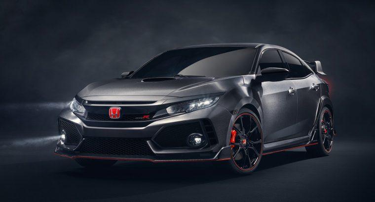 ۲۰۱۸-Honda-Civic-Type-R-1
