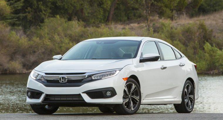 ۲۰۱۶ Honda Civic Sedan