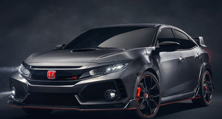 Honda Civic 2017 Type R 3
