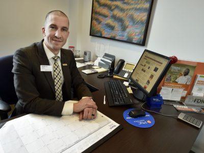 استخدام مدیر بانک