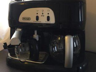 قهوه ساز دلونگی کاملا سالم