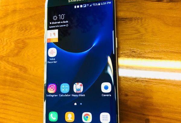 موبایل سامسونگ s7 edge