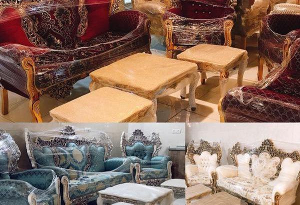 مبل (مبلمان) سلطنتی امپراطور پایتخت