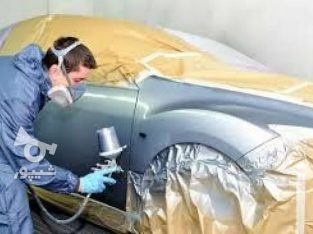 استخدام نقاش اتومبیل