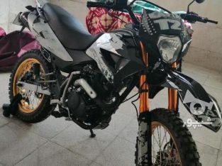 موتور سیکلت تریل کویر ۲۴۸سی سی فروشی