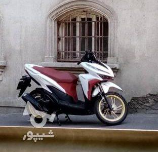 موتور سیکلت کیلیک ۱۵۰ مدل ۹۹ سند سفید