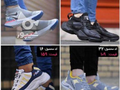 حراج کفش مردانه کتونی اسپرت ارسال+پرداخت هزینه درب منزل تخفیفی