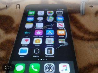 گوشب اپل۶ iphonباحافظه ۶۴گیگابایت
