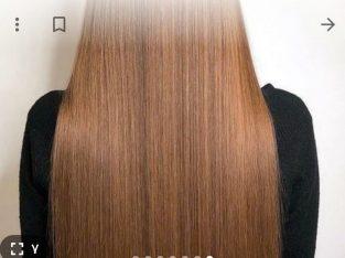 کراتینه موی گیاهی