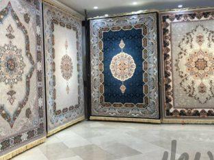 فرش طرح هالیدی دررنگهای مختلف
